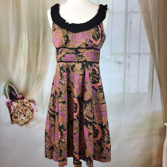 London Times Dresses & Skirts - London Times Sleeveless Dress With Pockets